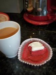 Red Velvet and Tea - Elevenses